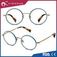 Buy cheap NEW ARRIVAL Wholesale handmade brand optical eyeglass frame from wholesalers
