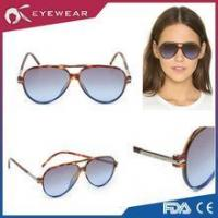 NEW ARRIVAL elegant women's sunglasses lady eyewear retro acetate frame