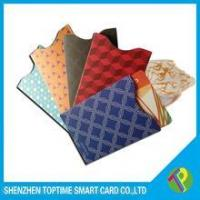 Buy cheap Credit card protector sleeve by sefcard from wholesalers