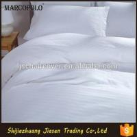 Buy cheap Cheap wholesale hotel bed sheet sets/ hotel bed linen on sale from wholesalers