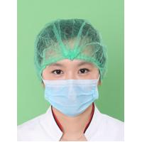 Buy cheap YS-N Non woven Green Mop Cap(Single Elastic) from wholesalers