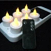 Buy cheap RECHARGEABLE LED CANDLE 6pcs remote rechargeable led cande Product No.:2015129105419 from wholesalers