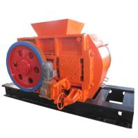 Buy cheap GS Fine pulverizing double roller crusher from wholesalers