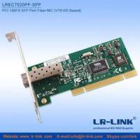 Buy cheap LR-LINK LREC7020PF-SFP 100M PCI SFP Port Network Interface Controller (VT6105 Based) from wholesalers