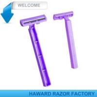Buy cheap D207 wholesale Twin blade shaving disposable razor for Darco from wholesalers