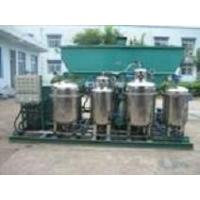 Buy cheap Oily Wastewater Treatment from wholesalers