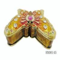 Buy cheap Factory wholesale animal shaped box for jewelry from wholesalers