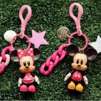 Buy cheap Unique new design custom 3d keychains micky keychain from wholesalers