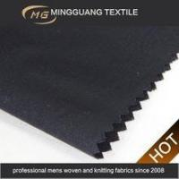 Buy cheap worsted wool suit fabric Direct factory price worsted 100% wool fabric wholesale from wholesalers