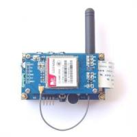 Buy cheap SIM900A GSM/GPRS mobile development board with voice interface antenna from wholesalers