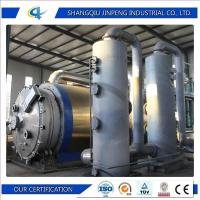 Buy cheap Pyrolysis Equipment Full Open Door Batch Type Pyro from wholesalers