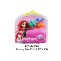 Buy cheap 5 Mermaid Doll with Fish & Treasure Chest Item No.: INDA245002 from wholesalers