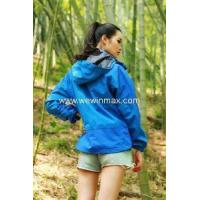 Buy cheap three temperature switch winter women jacket clothing heated jacket with carbon fiber pads from wholesalers