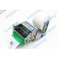 Buy cheap Horizontal Mount Ticket Dispenser 3 Thermal Printer module With Presenter Unit from wholesalers