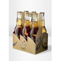 Buy cheap Customized Strong Corrugated Paper Bottle Package Box from wholesalers
