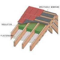 Buy cheap Breathable membrane for pitched roof from wholesalers