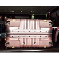 2016 shanghai factory luggage with retractable