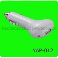 Buy cheap Chargers for IPOD/IPAD/Iphone YAP-012 5V 1A usb car charger for Iphone4s from wholesalers