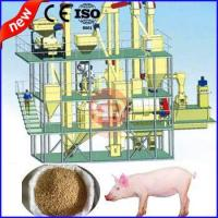 Buy cheap Professional Supplier Pig Feed Pellet Process Line from wholesalers