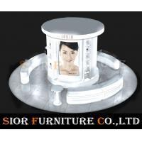 Buy cheap Unique MDF Cosmetic Kiosk from wholesalers