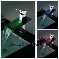 Buy cheap LED Faucet(Water Powered LD8005-03A from wholesalers