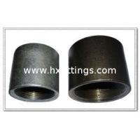 BSPT/NPT thread steel barrel pipe sockets. THE third party