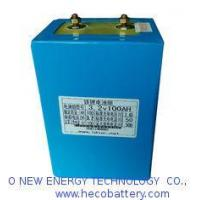 Buy cheap 100Ah Battery Charging Module , 3.2V Lithium Iron Batteries Compact Size from wholesalers