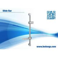 Buy cheap 60 28 Height Adjustable Shower Bar ABS chrome plated For Home , Hotel from wholesalers