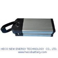 Buy cheap Lithium Rechargeable Battery , 24V 10Ah LifePO4 Battery , Rear Carrier Type from wholesalers