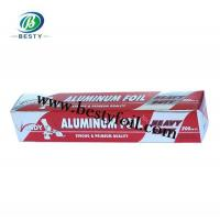 Buy cheap HOUSEHOLD ALUMINIUM FOIL ROLLS Item No.: BT-H016 from wholesalers