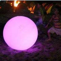 LED Beach Ball with remote controller