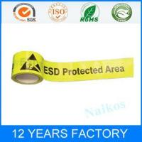 Buy cheap Classified by Property ESD Marking/Warning/Caution Tape from wholesalers
