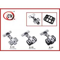 Buy cheap small hydraulic hinge / small cabinet hinge from wholesalers