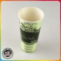 20oz Disposable Single Wall tea cup