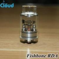 Original fishbone rda 2015 high quality alibaba china fishbone rda atomizer