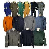 Buy cheap Protective clothing flame  Antistatic fire-retardant protective clothing fabrics from wholesalers