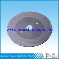 Buy cheap Tungsten Carbide Blades for fabric sample cutting machine from wholesalers