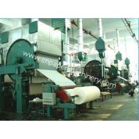 Model 1575 tissue paper machine 1575