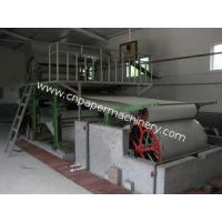 Buy cheap Model 787 tissue paper /toilet paper making machine 787 from wholesalers