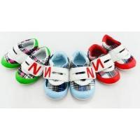 Buy cheap Babies' Shoes with Suede Leather Outsole, Sheepskin Leather/Cow Leather Upper from wholesalers
