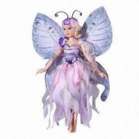 Buy cheap 9 Porcelain Fairy Doll for Gift from wholesalers
