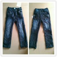 Buy cheap boy's wrinkle jeans pant from wholesalers