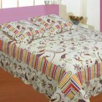 Buy cheap MY-2011013 Any Size Microfiber Patchwork Home Goods Bedspread product