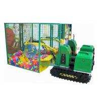 Buy cheap Amusement children game machine Child Excvavtor from wholesalers