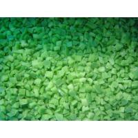 Buy cheap Frozen Vegetables NAME: IQF frozen green bell pepper dices from wholesalers