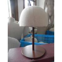 Buy cheap new style fashion female head fabric mannequin for hat ,wigs from wholesalers