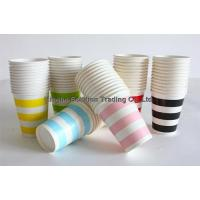 Buy cheap Biodegradable PLA Coated Cup, Biodegradable Paper Cup, PLA Paper Cup(DPC-039) from wholesalers