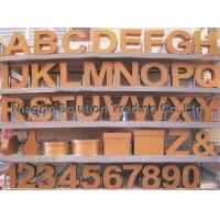 Buy cheap 3D Alphabet Letters(NR-050) from wholesalers