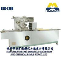 Buy cheap Transparent film(three-dimensional) Packaging Machine product
