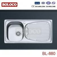 Buy cheap welding kitchen sink BL-880 product